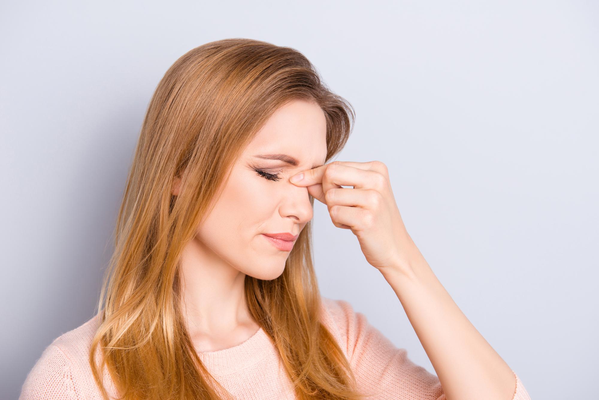 infezione nasale da funghi
